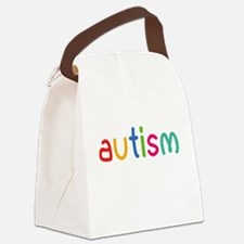 autismThing1B Canvas Lunch Bag