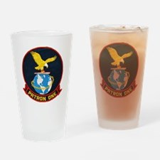 vp-1 patch Drinking Glass
