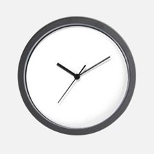 autismTalkUnders1B Wall Clock