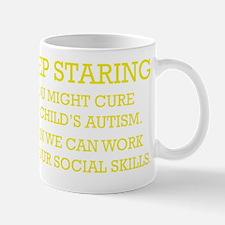 autismStaring1D Mug