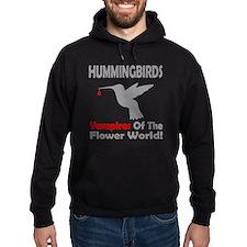 Hummingbirds Vampires Hoodie