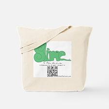 Slime T-shirt back Tote Bag