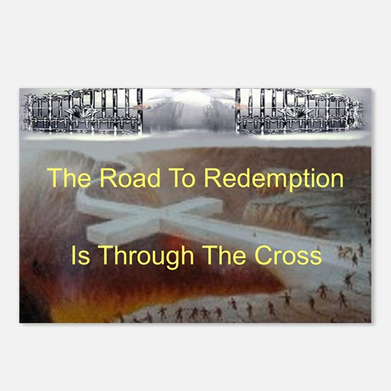 The Road To Redemption Postcards (Package of 8)