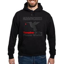 Hummingbirds Vampires Hoody