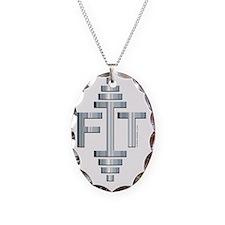 FIT -- Fit Metal Designs Necklace