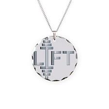 LIFT -- Fit Metal Designs Necklace