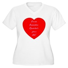 V-Insensitive T-Shirt