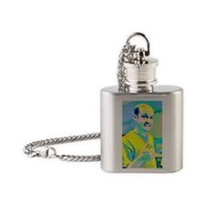 Jason 30th Flask Necklace