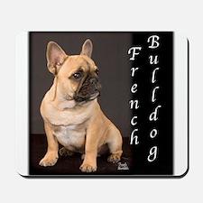 French Bulldog Puppy Mousepad