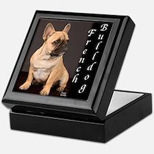 French Bulldog Puppy Keepsake Box