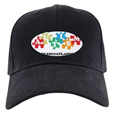 Support Autism Baseball Hat