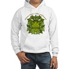 The Greenman of the Summer Solstice Hoodie