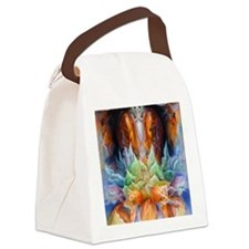 HEAVENLY BODIES Canvas Lunch Bag