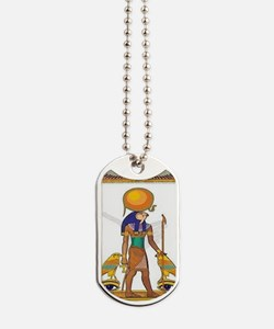 Amun-Ra Dog Tags
