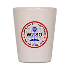 Lancaster Amateur Radio Club Shot Glass