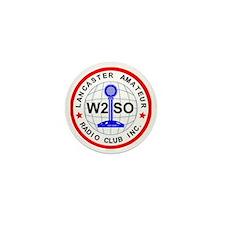 Lancaster Amateur Radio Club Mini Button
