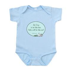 Jewish Proverb Infant Bodysuit