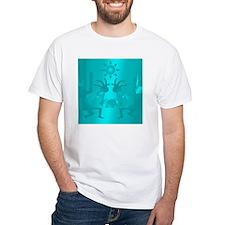 Turquoise Desert Kokopelli Shirt