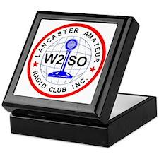 Lancaster Amateur Radio Club Keepsake Box