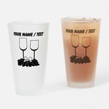 Custom Wine Glasses Drinking Glass
