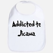 Addicted to Jicama Bib