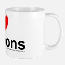 Tampons Mug