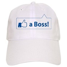 Like a Boss! Funny, Cool In-design Baseball Cap