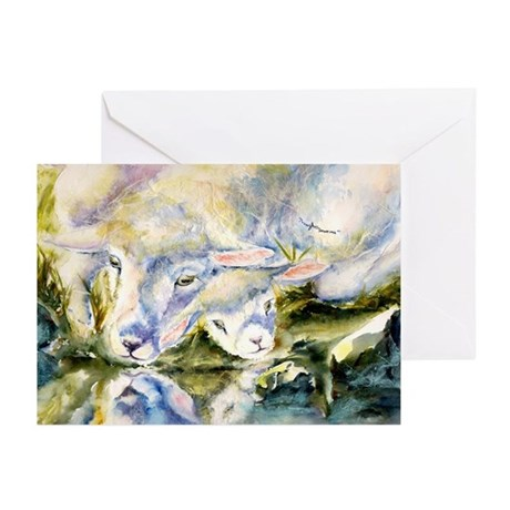 Still Waters blank Greeting Cards (6)