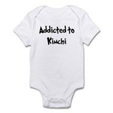 Addicted to Kimchi Infant Bodysuit