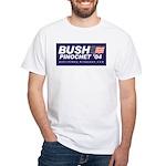 White T-Shirt (Bush-Pinochet)