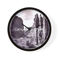 canyondchsq2 Wall Clock