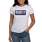 Women's T-Shirt (Bush-Pinochet)