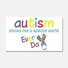 Autism Car Magnet 20 x 12