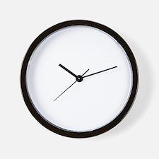 Dandie Dinmont Terrier Dog Designs Wall Clock