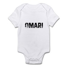 Omari Infant Bodysuit