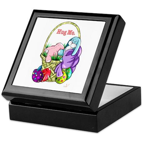 Easter Bunny Keepsake Box