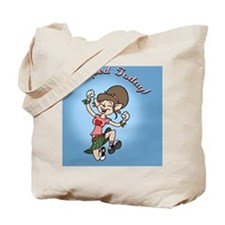 i-poop-fem-BUT Tote Bag