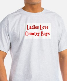 Country Boys T-Shirt
