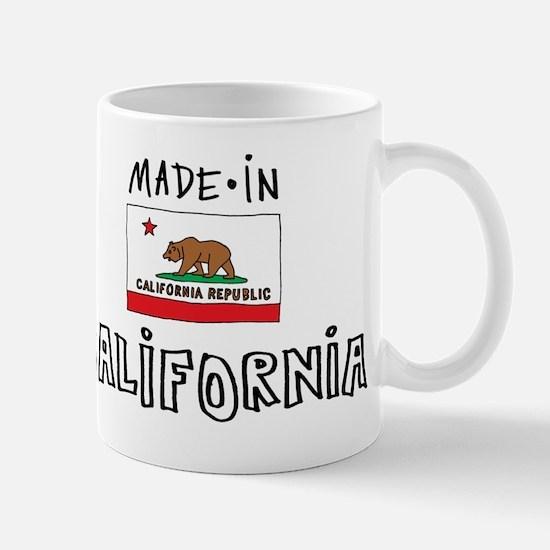california-01 Mug