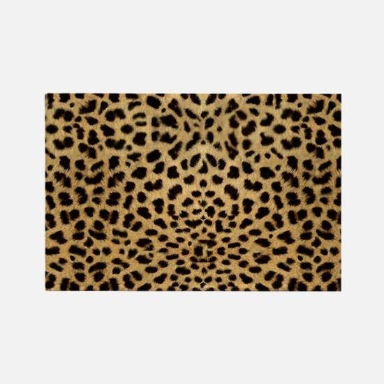Cheetah Animal Print copy Rectangle Magnet