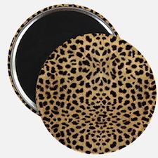 Cheetah Animal Print copy Magnet