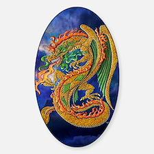 Golden Dragon 11x17 Decal