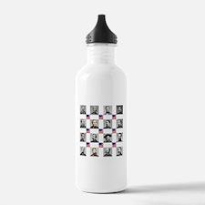 Union Warriors Sports Water Bottle