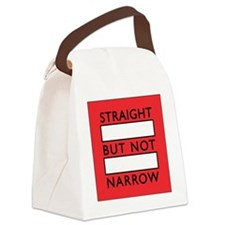 I Support Marriage Equality Canvas Lunch Bag