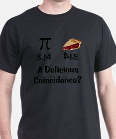 Pi Coincidence T-Shirt
