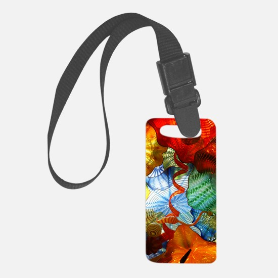 Glass Ceiling 3 Luggage Tag