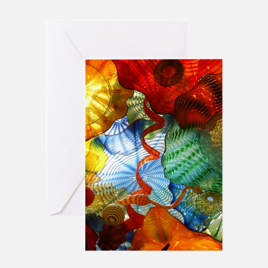 Glass Ceiling 3 Greeting Card