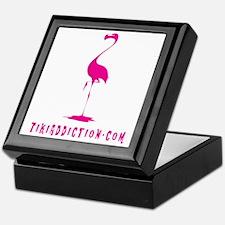 PINK FLAMINGO - ALL Keepsake Box