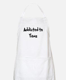 Addicted to Yams BBQ Apron
