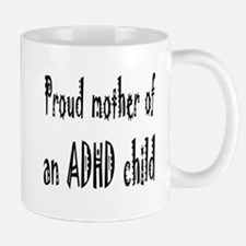 Mug for the mother of an ADHD child